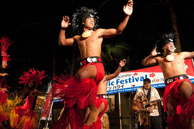 Pan Pacific Festival Dancers