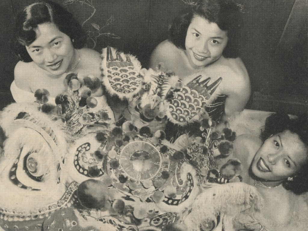 Oahu In 1955 Narcissus Festival Chinese Culture In Hawaii Cover