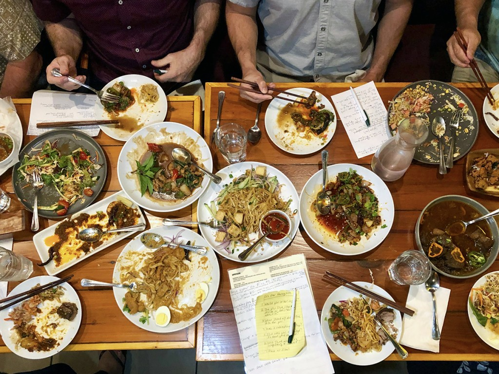 Taste Test I Ate Every Dish On The Menu At Rangoon Burmese Kitchen Cover