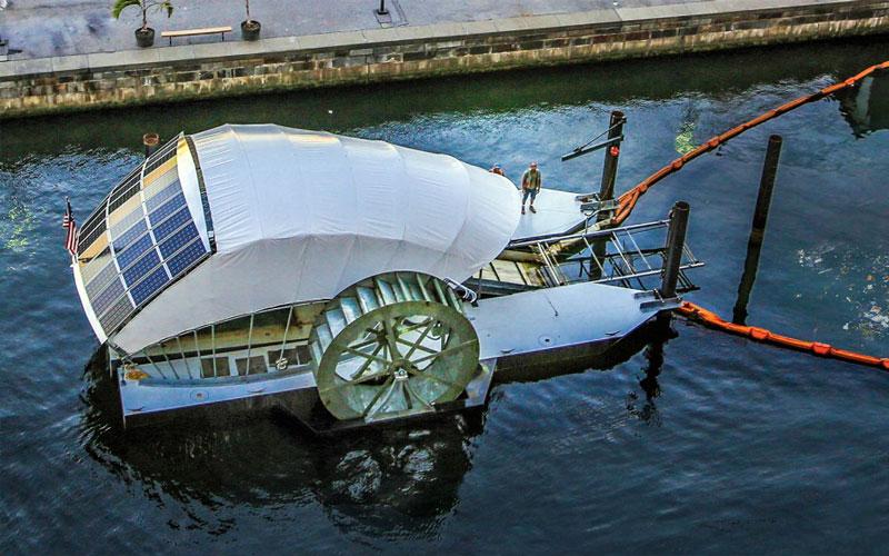 Ala Wai Canal Machine