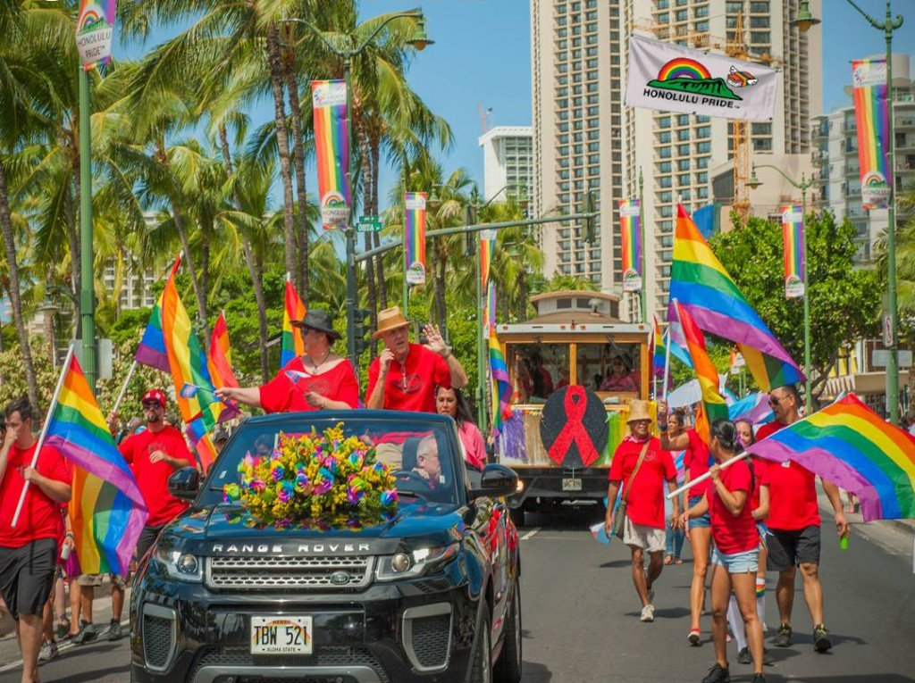 Things To Do Honolulu October Pride Parade 3