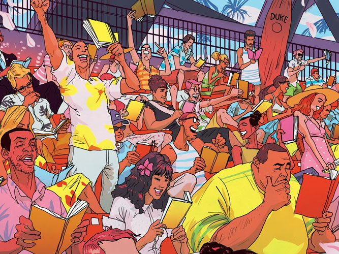 Splash 50 Essential Hawaii Books