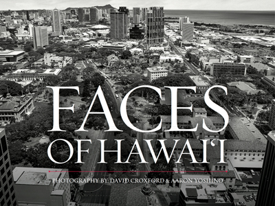 Faces Of Hawaii Cover