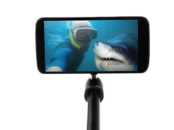 Selfie Stick Splash
