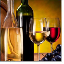 Wine.bottles.glasses.nl