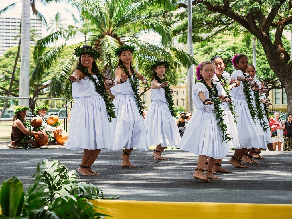 Ethnic Festivals Honolulu Prince Lott Cover