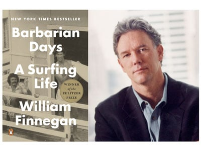 William Finnegan Barbarian Days Preview