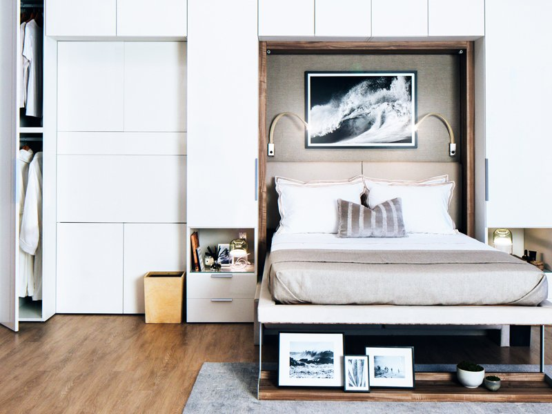 Real Estate Murphy Bed