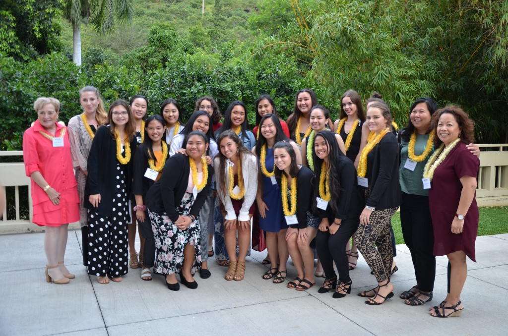 2018 Gals With Lei Forum Hawaii