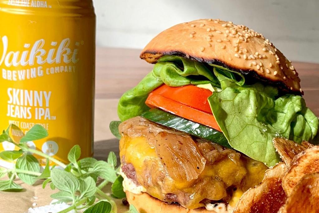 Merrimans Honolulu Burger Beer Garden