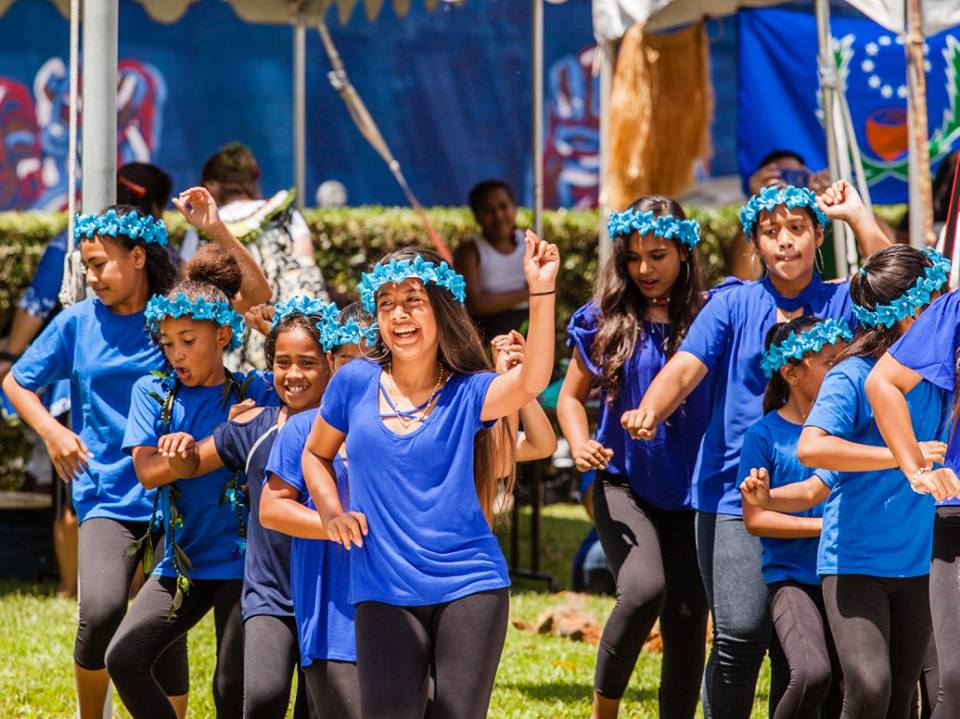 Celebrate Micronesia Festival 2017