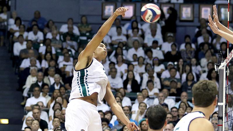 University Of Hawaii At Manoa Volleyball