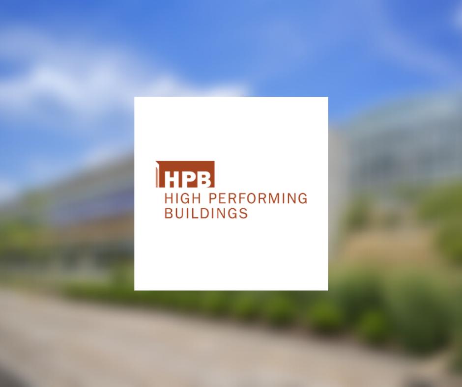 High Performing Buildings