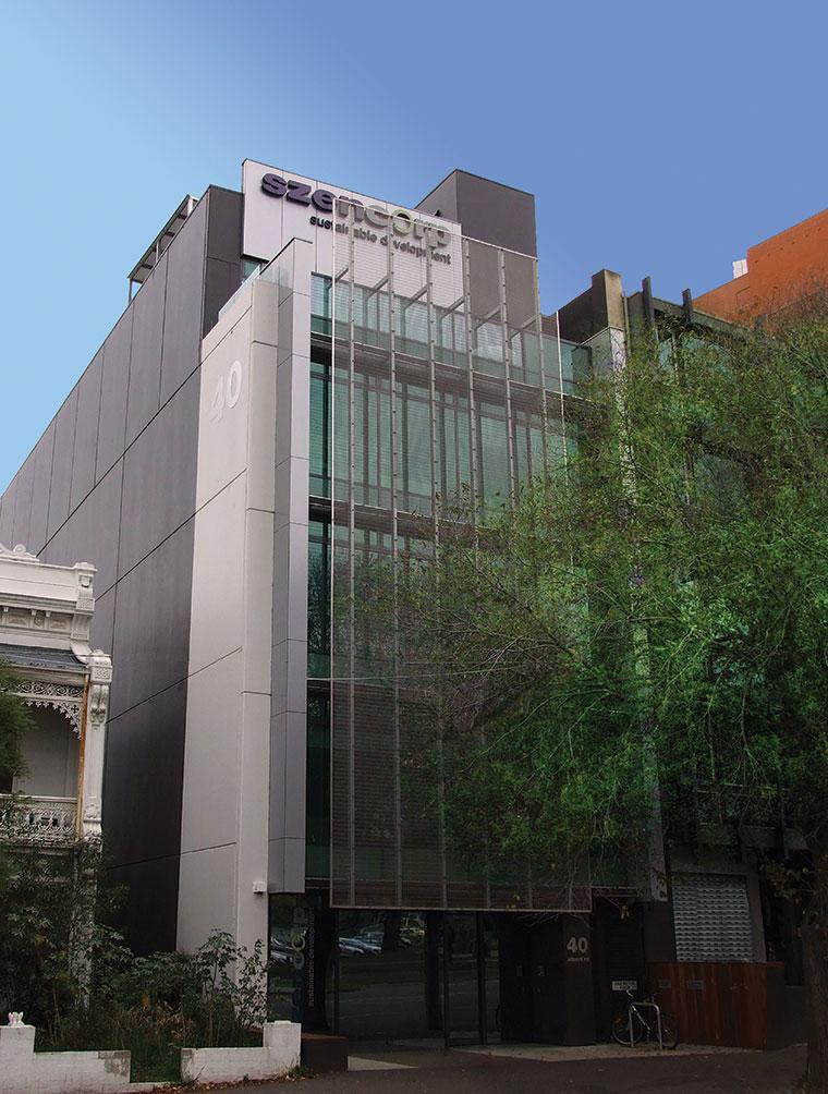 Szencorp Building