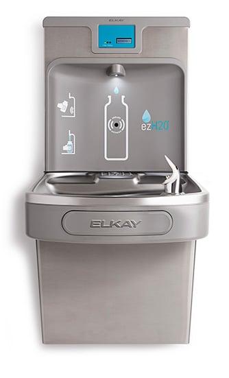 Bottle Filling Water Fountain