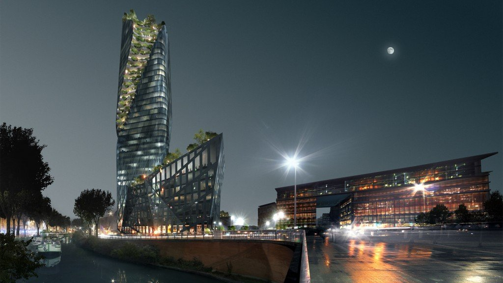 Toulousetwistedtower Studiolibeskind