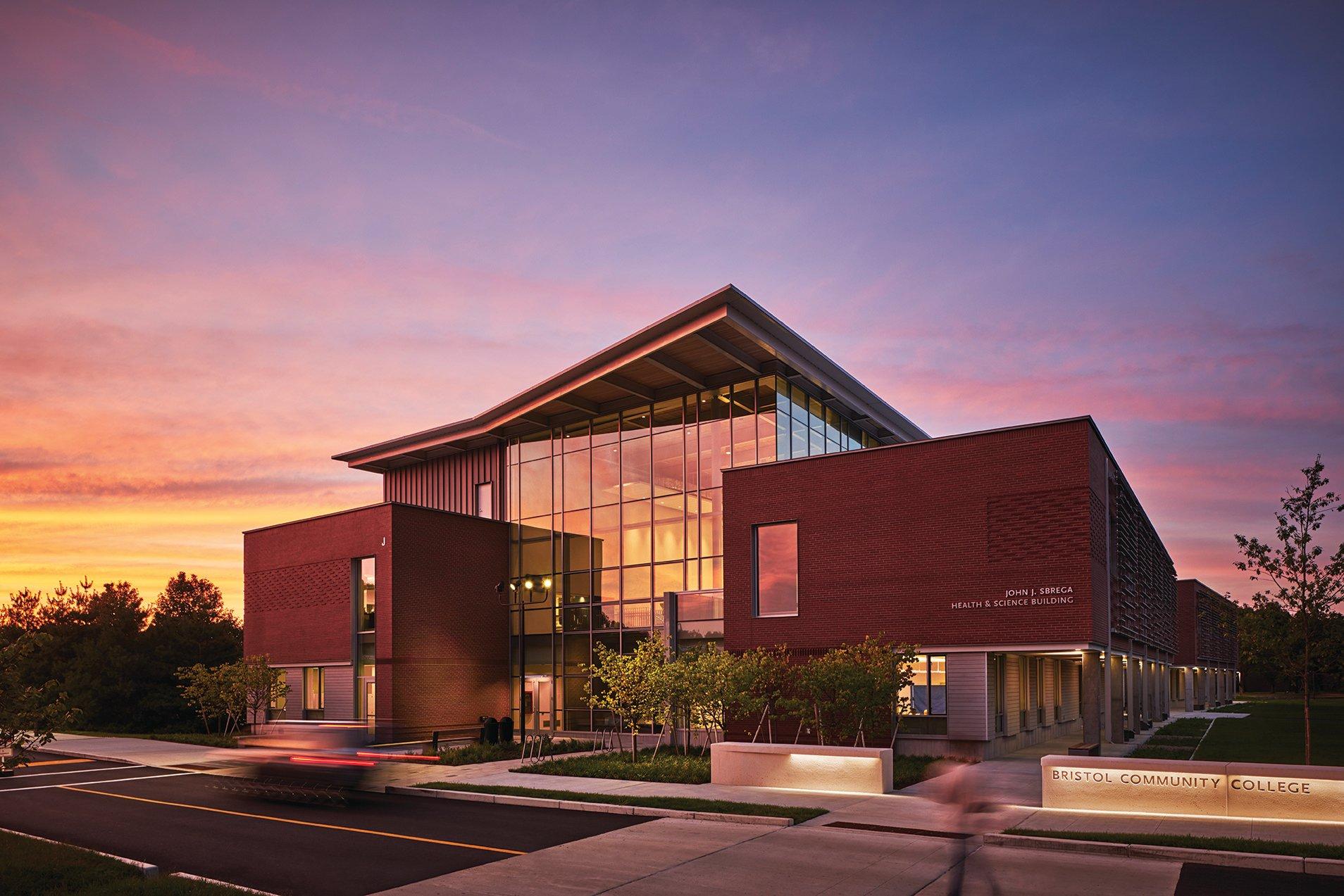 John J. Sbrega Health and Science Building, Fall River, Mass
