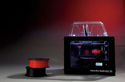 Desktop 3 D Printer164