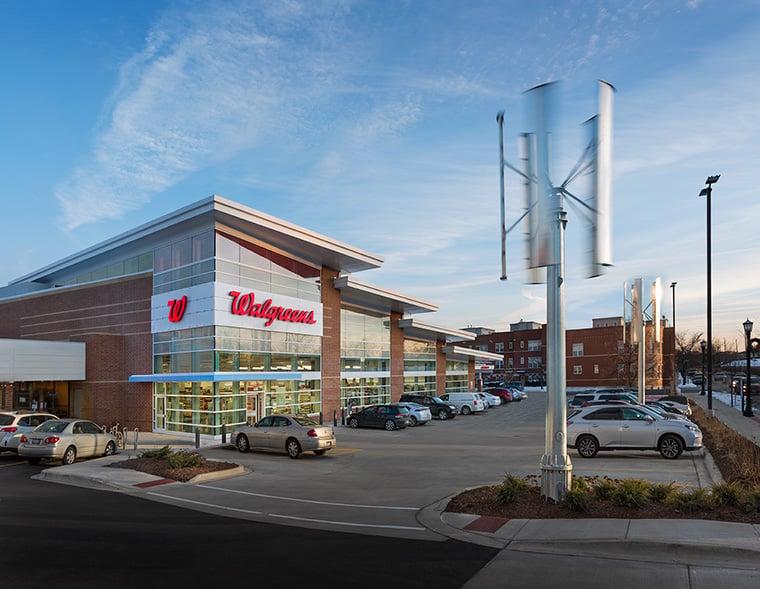 15f Walgreens Net Zero Store Evanston Il