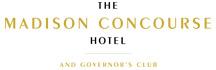 Concourse Logo Gold Horizontal Line