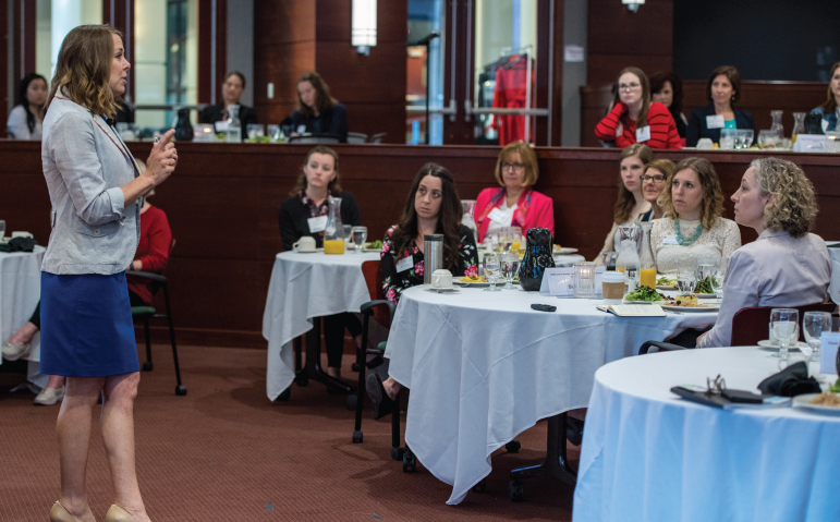 Feature Women Leadership Series Panel