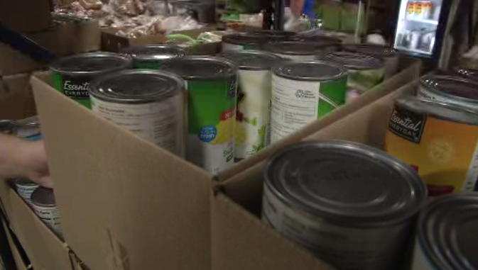 Emergency Food Pantry Is Running Out Of Food Kvrr Local News