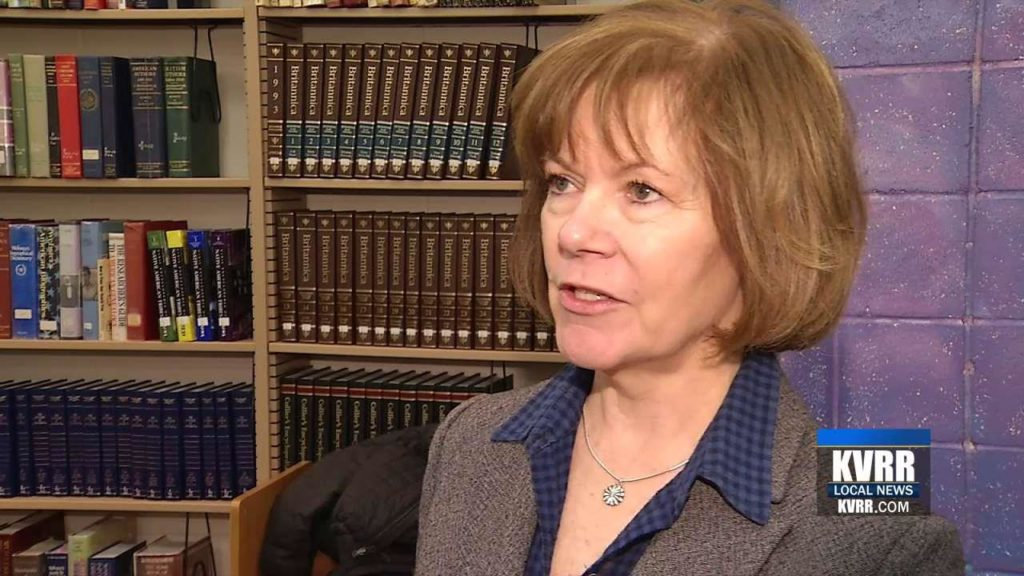 Lt. Gov. Tina Smith Named To Replace Fellow Democrat Al Franken