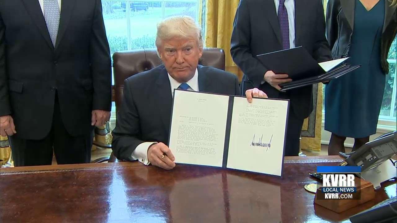 President Trump Takes Action on Keystone, Dakota Access ...