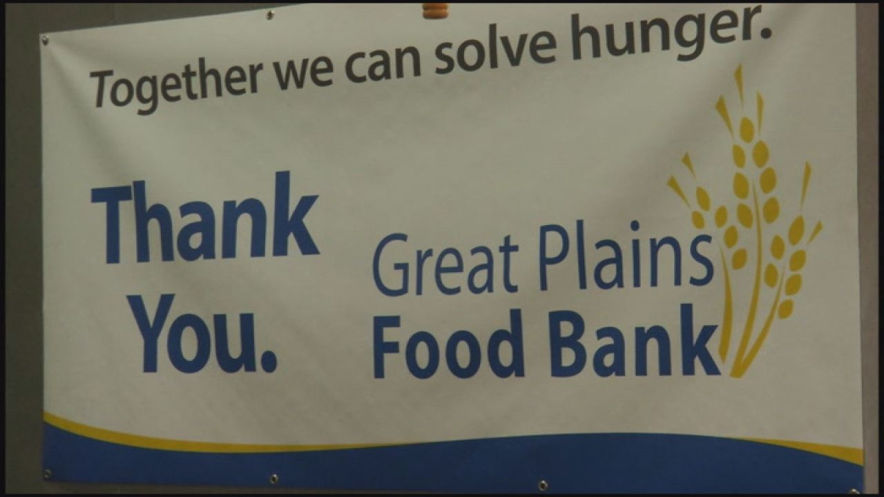 Great Plains Mobile Food Bank