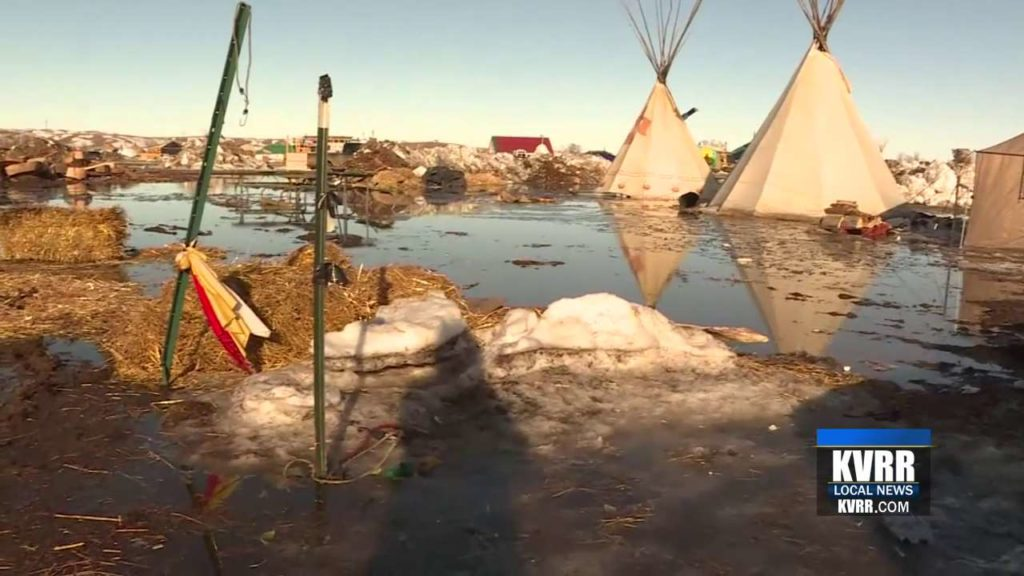 The Fight Over Dakota Access Pipeline at Standing Rock