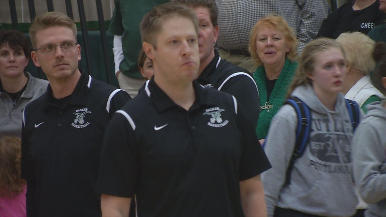 West Fargo Basketball Coach Josh Downey Resigns - KVRR Local News fef5d00ec