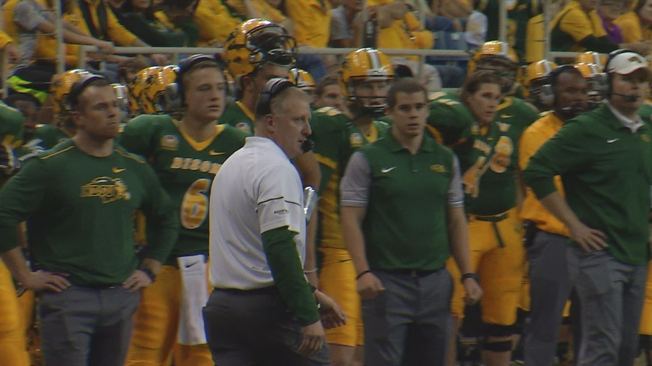ndsu football adds  conference games Bisons Football Schedule