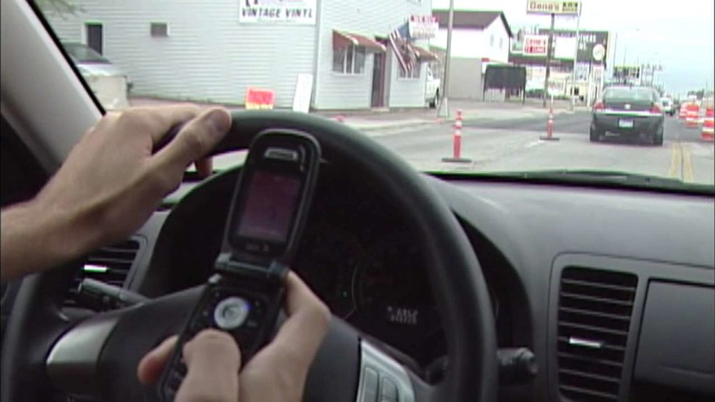 ND MN Distracted Driving Campaign Issues More Than 2500 Tickets