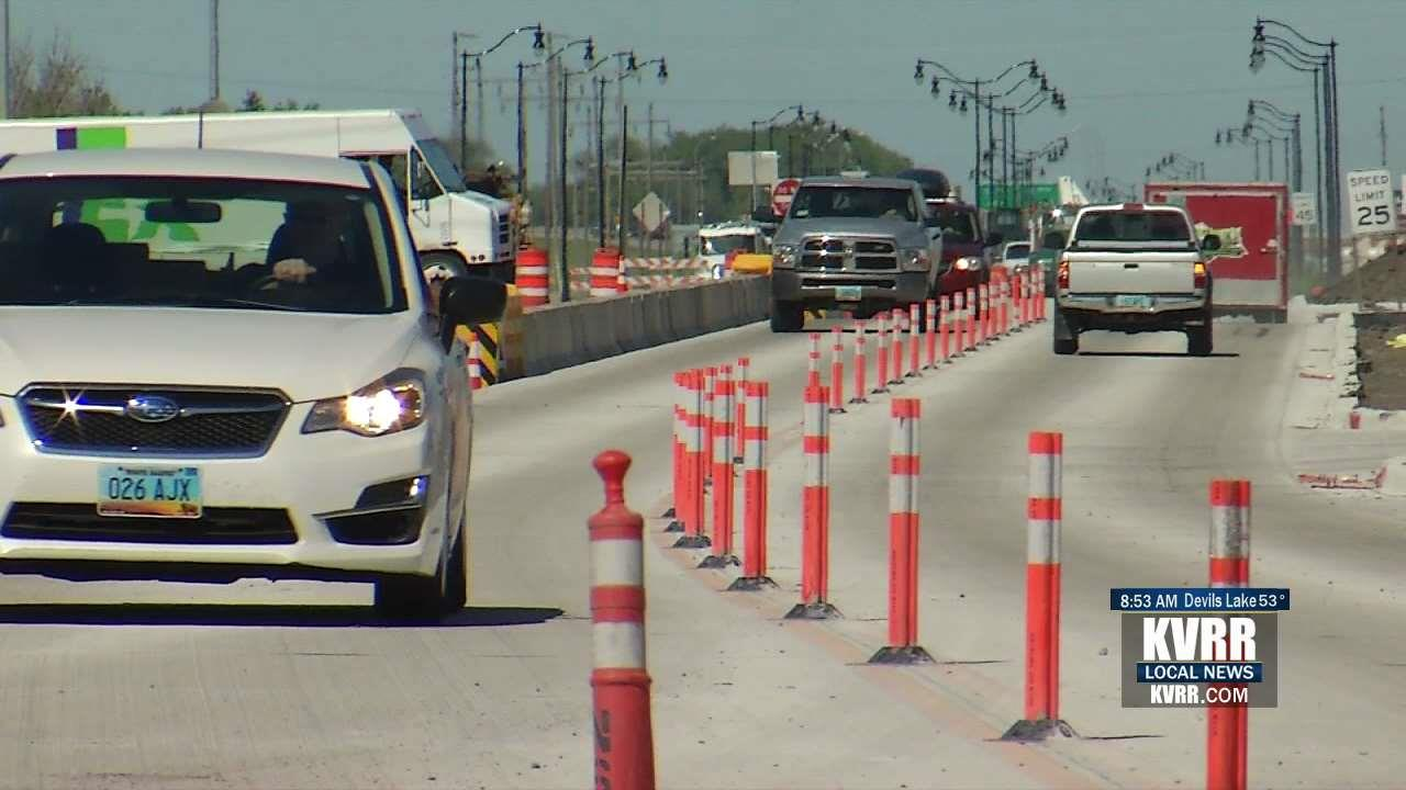 LIVE: Memorial Day Traffic Expected To Be Busier - KVRR ...