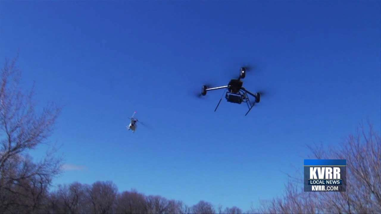 Sanford Urges Awareness of FAA Drone Regulations - KVRR ...
