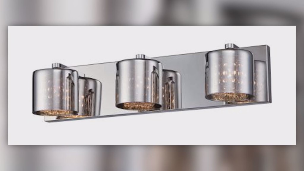 Thousands of light fixtures sold at Home Depot recalled