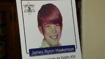John Wayne Gacy murder victim identified by IL sheriff