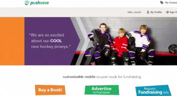 pushsave makes coupon books mobile kvrr local news
