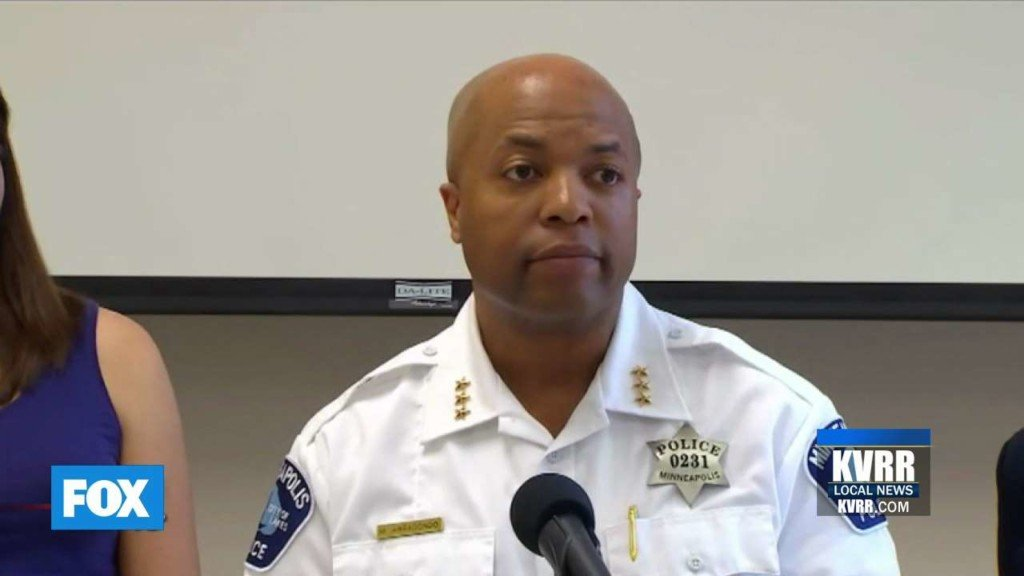 Full Council to Vote on Arradondo's Nomination as Minneapolis Police Chief