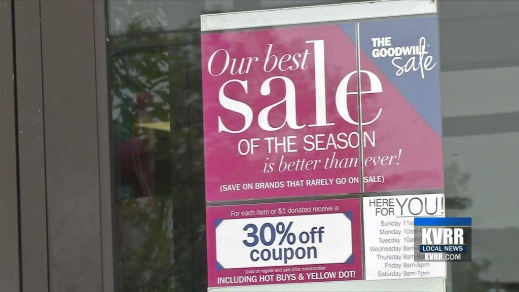 image about Herbergers Printable Coupons referred to as Herbergers goodwill sale - Brand name Specials