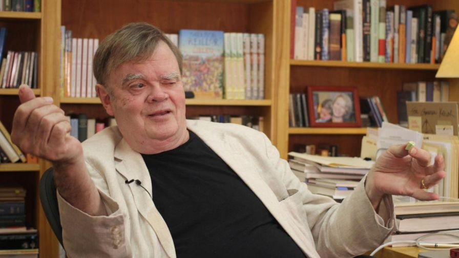 Garrison Keillor Axed From Minnesota Public Radio Over Impropriety Allegations
