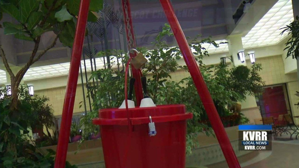 Salvation Army Searching for Bell Ringers