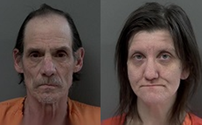 Couple Arrested For Making Meth