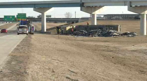 north dakota highway patrol says the driver refused medical treatment