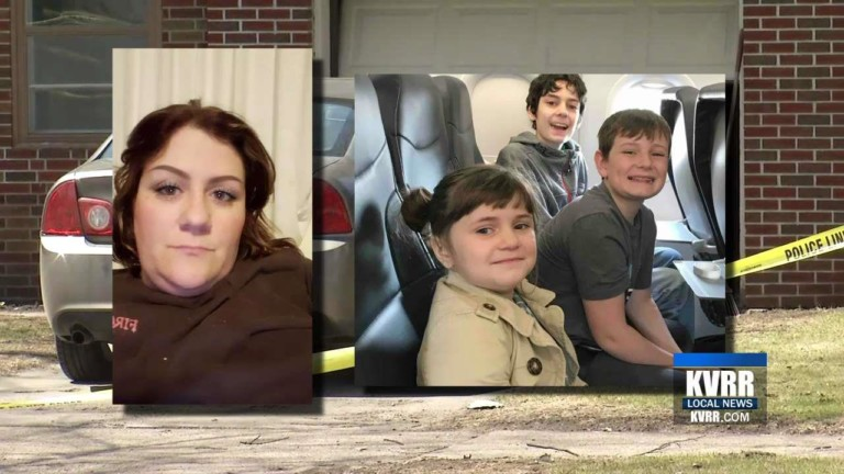 Grand Forks Woman Shot Her Children Then Shot Herself