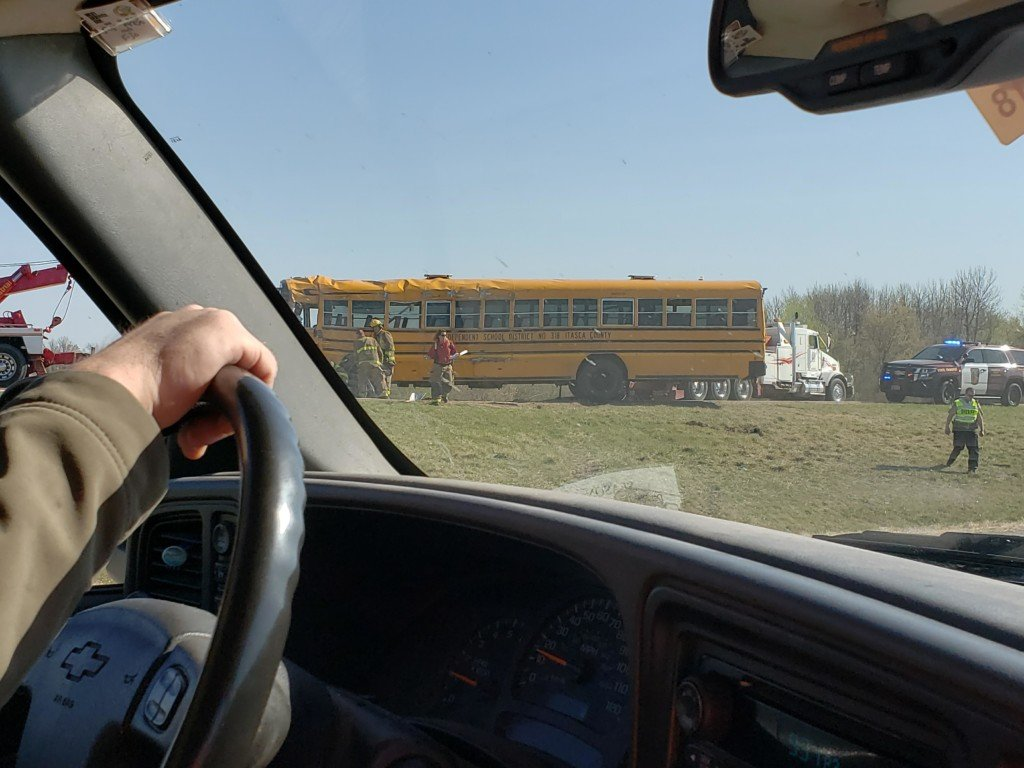 All 22 Students Treated And Released After School Bus From