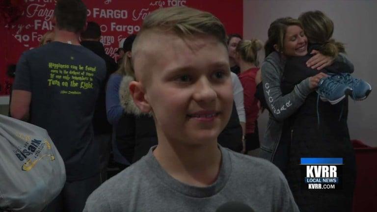 Young West Fargo Boy Battling Brain Cancer Passes Away