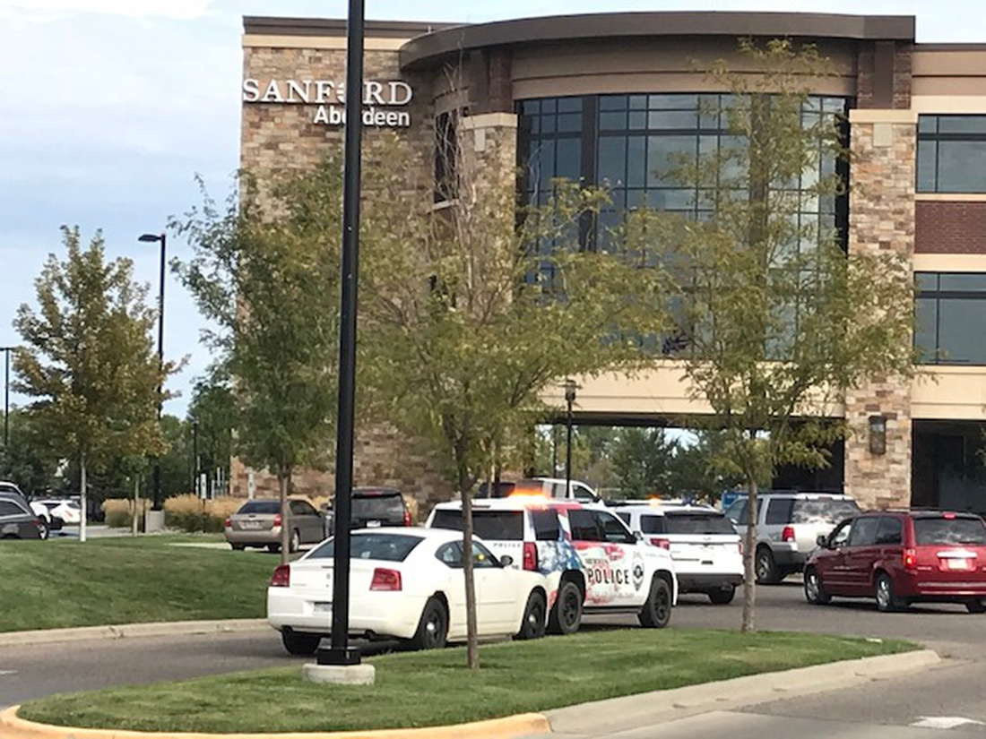 Shooting At Sanford Aberdeen Medical Center - KVRR Local News