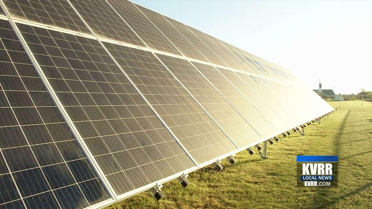 Barnesville Dedicates Solar Garden To Community Continues