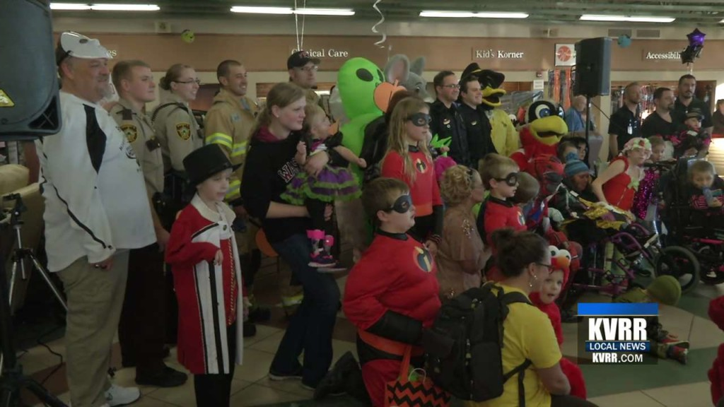 Sanford Halloween Costume Party Giving Kids With Disabilities The